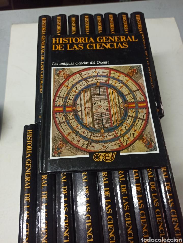 Libros de segunda mano: TATOM, René (director) HISTORIA GENERAL DE LAS CIENCIAS. 18 TOMOS (OBRA COMPLETA). - Foto 2 - 287538903