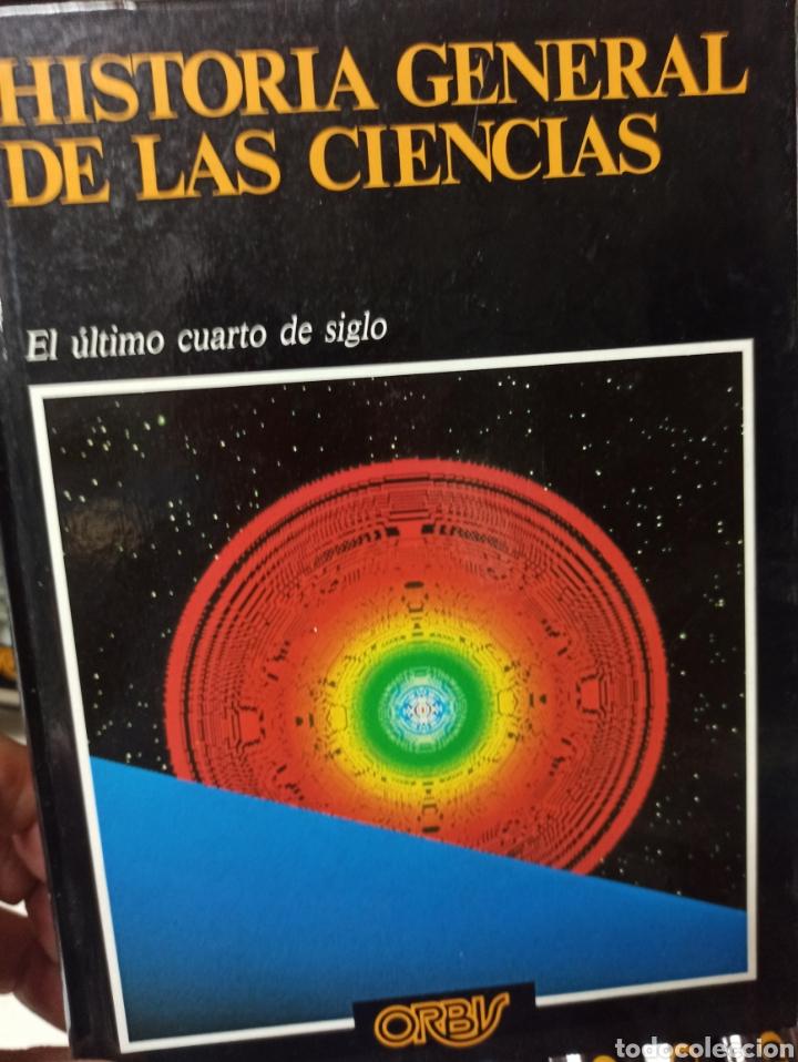 Libros de segunda mano: TATOM, René (director) HISTORIA GENERAL DE LAS CIENCIAS. 18 TOMOS (OBRA COMPLETA). - Foto 6 - 287538903