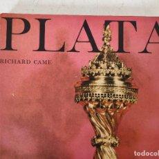 Livros em segunda mão: 1963, PLATA, PEQUEÑO MUSEO, RICHARD CAME, PLAZA Y JANÉS, BARCELONA. Lote 287597333