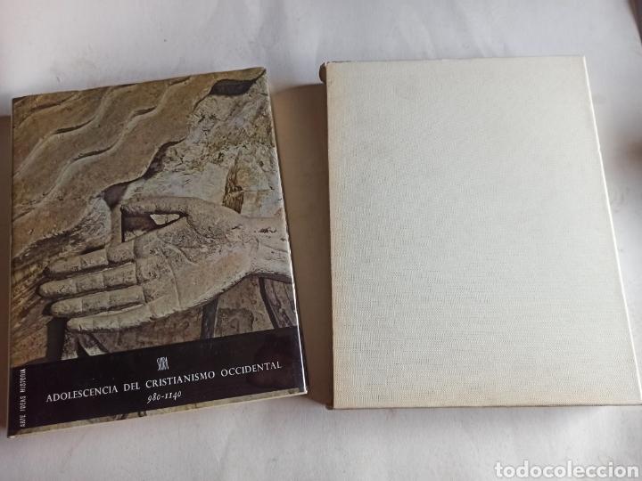 Libros de segunda mano: COLECCIÓN 10 VOLS. ARTE IDEAS HISTORIA 980-1945 (ALBERT SKIRA/CARROGGIO. GEORGE DUBY, CHASTEL... - Foto 5 - 287647923