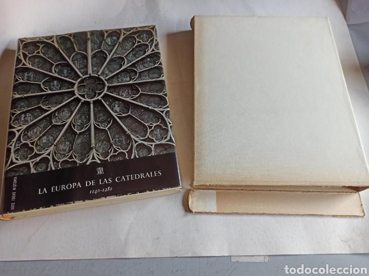 Libros de segunda mano: COLECCIÓN 10 VOLS. ARTE IDEAS HISTORIA 980-1945 (ALBERT SKIRA/CARROGGIO. GEORGE DUBY, CHASTEL... - Foto 8 - 287647923