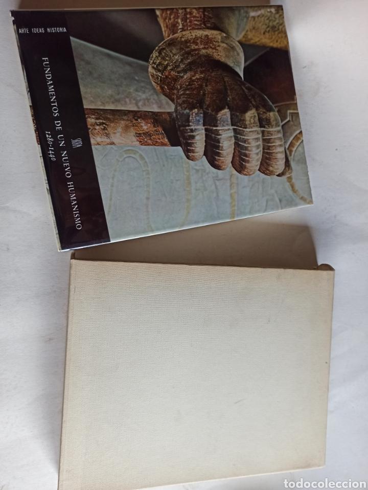 Libros de segunda mano: COLECCIÓN 10 VOLS. ARTE IDEAS HISTORIA 980-1945 (ALBERT SKIRA/CARROGGIO. GEORGE DUBY, CHASTEL... - Foto 11 - 287647923