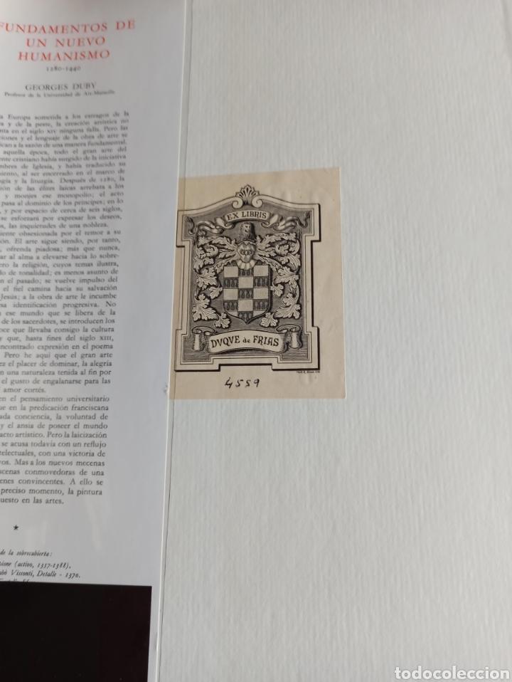 Libros de segunda mano: COLECCIÓN 10 VOLS. ARTE IDEAS HISTORIA 980-1945 (ALBERT SKIRA/CARROGGIO. GEORGE DUBY, CHASTEL... - Foto 12 - 287647923
