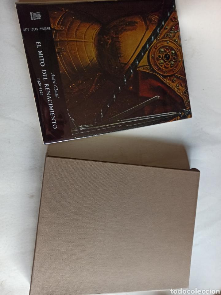Libros de segunda mano: COLECCIÓN 10 VOLS. ARTE IDEAS HISTORIA 980-1945 (ALBERT SKIRA/CARROGGIO. GEORGE DUBY, CHASTEL... - Foto 15 - 287647923