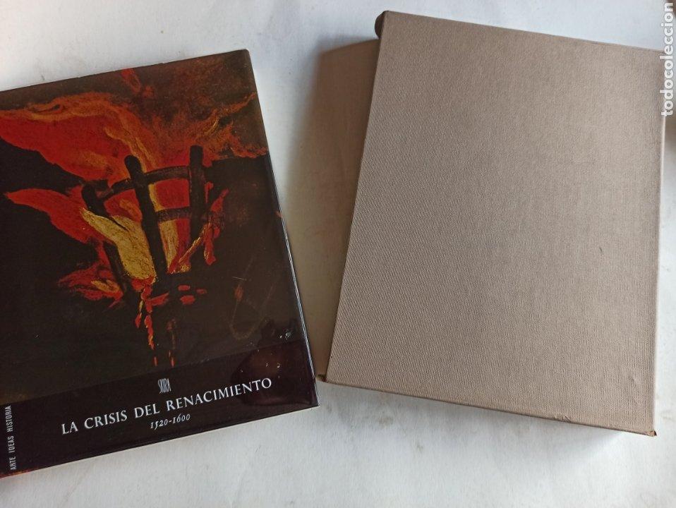 Libros de segunda mano: COLECCIÓN 10 VOLS. ARTE IDEAS HISTORIA 980-1945 (ALBERT SKIRA/CARROGGIO. GEORGE DUBY, CHASTEL... - Foto 17 - 287647923