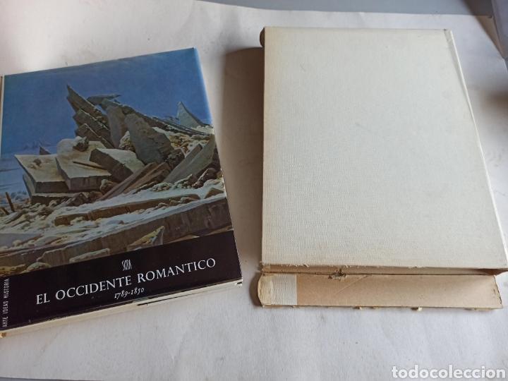 Libros de segunda mano: COLECCIÓN 10 VOLS. ARTE IDEAS HISTORIA 980-1945 (ALBERT SKIRA/CARROGGIO. GEORGE DUBY, CHASTEL... - Foto 26 - 287647923