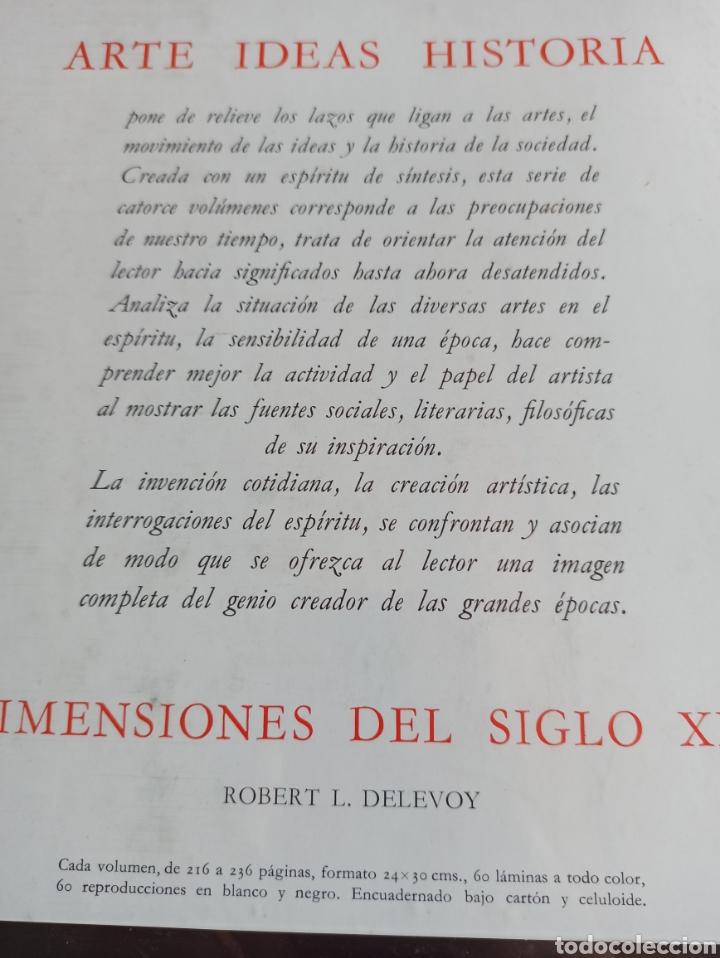 Libros de segunda mano: COLECCIÓN 10 VOLS. ARTE IDEAS HISTORIA 980-1945 (ALBERT SKIRA/CARROGGIO. GEORGE DUBY, CHASTEL... - Foto 38 - 287647923