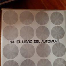 Libros de segunda mano: EL LIBRO DEL AUTOMOVOL. Lote 287664193