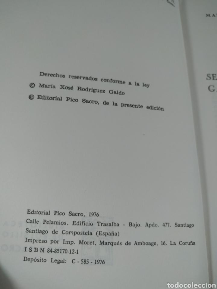 Libros de segunda mano: Señores y campesinos en Galicia. Siglos xiv-xvi. María Xose Rodríguez Galdo. Pico sacro. - Foto 2 - 287704963