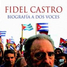 Libros de segunda mano: FIDEL CASTRO. - RAMONET, IGNACIO.. Lote 287870943