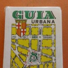Libros de segunda mano: GUIA URBANA BARCELONA . EDITORIAL PAMIAS. Lote 287890633