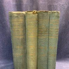 Libros de segunda mano: PIRATERIAS Y ATAQUES NAVALES CONTRA LAS ISLAS CANARIAS 2TOMOS 4PARTES 1948 28X21X17CMS. Lote 287918208
