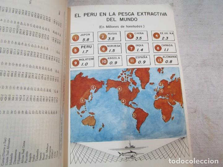 Libros de segunda mano: PERU 1959 PESCA - ESTADISTICA ECONOMICA DE LA INDUSTRIA PESQUERA - JAVIER IPARRAGUIRRE. + INFO - Foto 7 - 287953798
