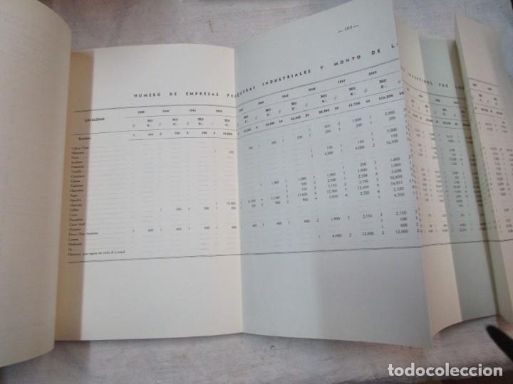 Libros de segunda mano: PERU 1959 PESCA - ESTADISTICA ECONOMICA DE LA INDUSTRIA PESQUERA - JAVIER IPARRAGUIRRE. + INFO - Foto 8 - 287953798
