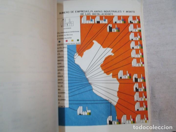 Libros de segunda mano: PERU 1959 PESCA - ESTADISTICA ECONOMICA DE LA INDUSTRIA PESQUERA - JAVIER IPARRAGUIRRE. + INFO - Foto 9 - 287953798