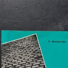 Libros de segunda mano: INTERESANTE LIBRO DE A. SÁNCHEZ ASÍN. FUNDAMENTOS BIOLÓGICOS DE LA EDUCACIÓN.. Lote 287965703