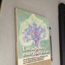 Libros de segunda mano: LOS ÁRBOLES, ENERGÍAS VIVAS / ADRAS / INTEGRAL RBA 1998. Lote 288058298
