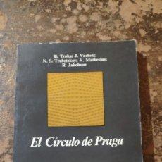 Libros de segunda mano: EL CÍRCULO DE PRAGA (B. TRNKA, J. VACHEK) (ED. ANAGRAMA). Lote 288114523