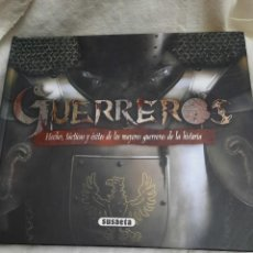 Libri di seconda mano: MAGNIFICO LIBRO POP-UP GUERREROS.. Lote 288149828