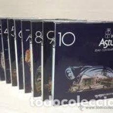 Libros de segunda mano: HISTORIA DE ASTURIAS AYALGA COMPLETA 10 VOLUMENES. Lote 288154748