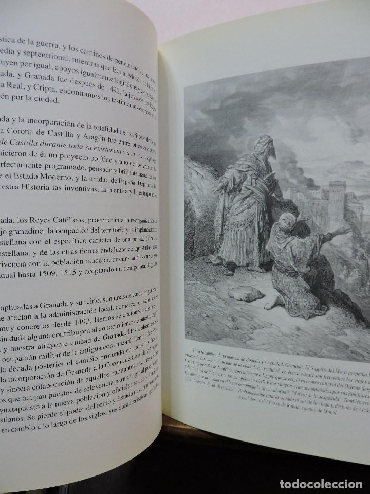 Libros de segunda mano: El Reino Nazarí de Granada (1482-1492) ¿Muerte y Resurrección? TORRES DELGADO, Cristóbal. 1997 - Foto 3 - 288156998