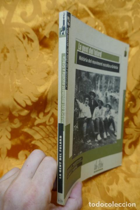Libros de segunda mano: LA FONT DE LATZAVARA nº 6 La font de latzavara La gent del fulard història del moviment escolta - Foto 3 - 288303483