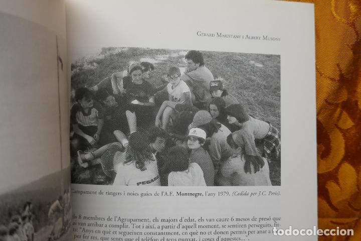 Libros de segunda mano: LA FONT DE LATZAVARA nº 6 La font de latzavara La gent del fulard història del moviment escolta - Foto 9 - 288303483