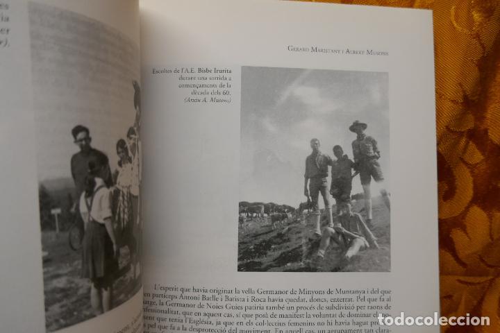 Libros de segunda mano: LA FONT DE LATZAVARA nº 6 La font de latzavara La gent del fulard història del moviment escolta - Foto 10 - 288303483