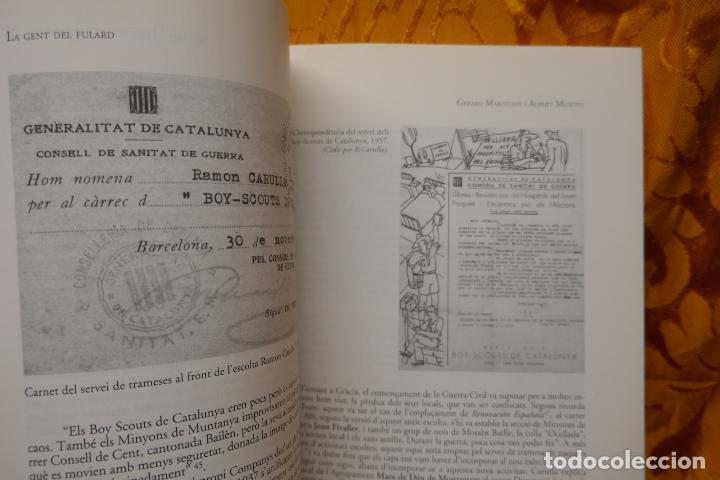 Libros de segunda mano: LA FONT DE LATZAVARA nº 6 La font de latzavara La gent del fulard història del moviment escolta - Foto 11 - 288303483