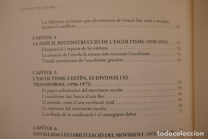 Libros de segunda mano: LA FONT DE LATZAVARA nº 6 La font de latzavara La gent del fulard història del moviment escolta - Foto 15 - 288303483