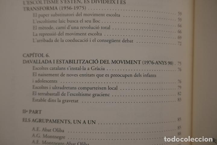 Libros de segunda mano: LA FONT DE LATZAVARA nº 6 La font de latzavara La gent del fulard història del moviment escolta - Foto 16 - 288303483