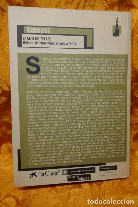 Libros de segunda mano: LA FONT DE LATZAVARA nº 6 La font de latzavara La gent del fulard història del moviment escolta - Foto 20 - 288303483