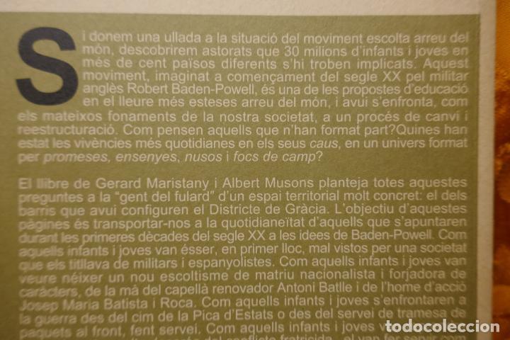 Libros de segunda mano: LA FONT DE LATZAVARA nº 6 La font de latzavara La gent del fulard història del moviment escolta - Foto 21 - 288303483