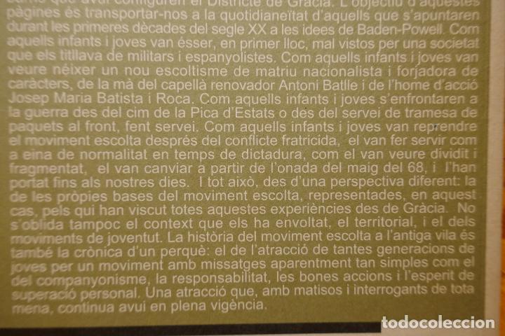 Libros de segunda mano: LA FONT DE LATZAVARA nº 6 La font de latzavara La gent del fulard història del moviment escolta - Foto 22 - 288303483