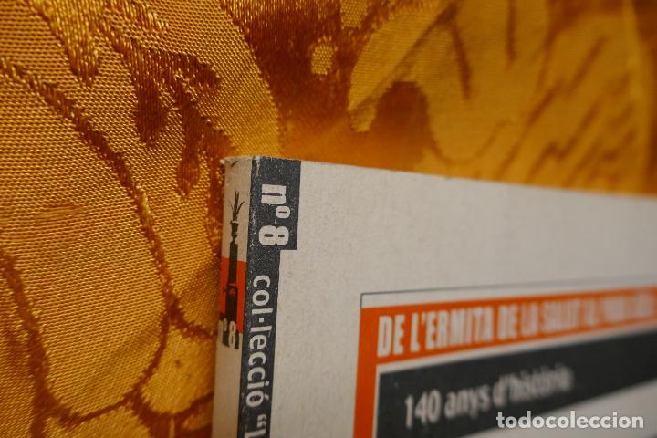 Libros de segunda mano: LA FONT DE LATZAVARA nº 8 - DE LERMITA DE LA SALUT AL PARK GÜELL. 140 anys dhistòria, BABIANO - Foto 3 - 288303633