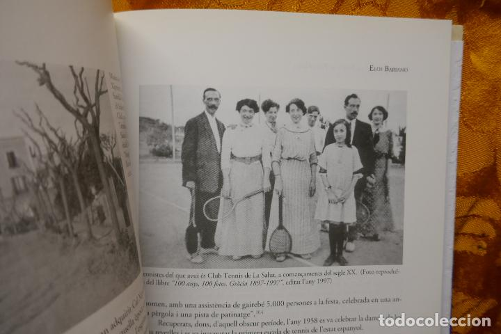 Libros de segunda mano: LA FONT DE LATZAVARA nº 8 - DE LERMITA DE LA SALUT AL PARK GÜELL. 140 anys dhistòria, BABIANO - Foto 7 - 288303633