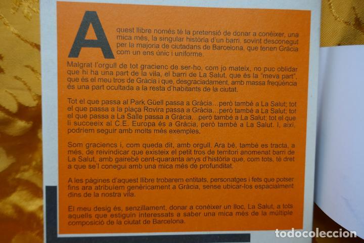 Libros de segunda mano: LA FONT DE LATZAVARA nº 8 - DE LERMITA DE LA SALUT AL PARK GÜELL. 140 anys dhistòria, BABIANO - Foto 12 - 288303633