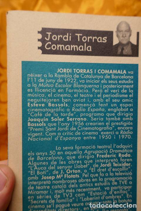 Libros de segunda mano: SOMNIS DE REESTRENA - HISTÒRIA DELS CINEMES DE GRÀCIA, JORDI TORRAS - Foto 3 - 288303823