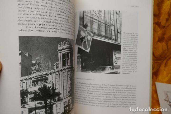 Libros de segunda mano: SOMNIS DE REESTRENA - HISTÒRIA DELS CINEMES DE GRÀCIA, JORDI TORRAS - Foto 8 - 288303823