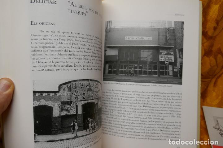 Libros de segunda mano: SOMNIS DE REESTRENA - HISTÒRIA DELS CINEMES DE GRÀCIA, JORDI TORRAS - Foto 9 - 288303823