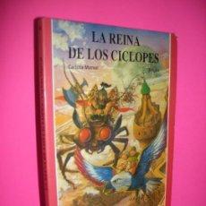 Libros de segunda mano: LIBRO JUEGO : LA REINA DE LOS CICLOPES - CARLOTA MARVAL - JUCAR 1986. Lote 288341623