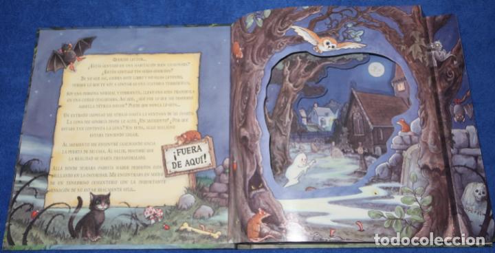 Libros de segunda mano: La casa encantada - Nicola Baxter - Libro POP-UP - Todolibro (2007) - Foto 2 - 288356418