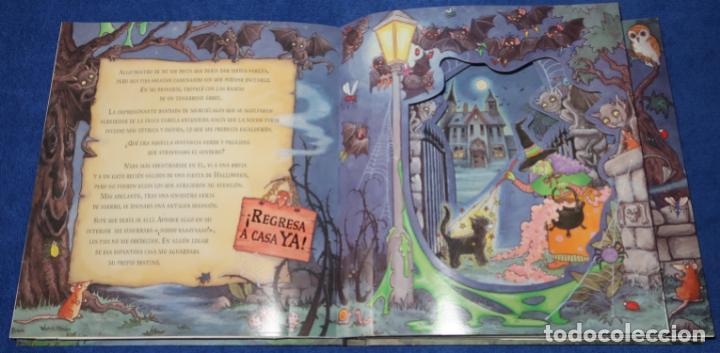 Libros de segunda mano: La casa encantada - Nicola Baxter - Libro POP-UP - Todolibro (2007) - Foto 3 - 288356418