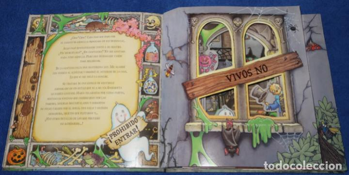 Libros de segunda mano: La casa encantada - Nicola Baxter - Libro POP-UP - Todolibro (2007) - Foto 4 - 288356418