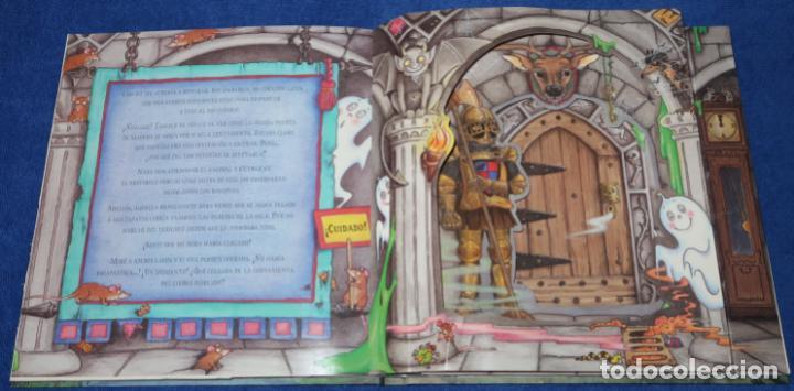 Libros de segunda mano: La casa encantada - Nicola Baxter - Libro POP-UP - Todolibro (2007) - Foto 5 - 288356418
