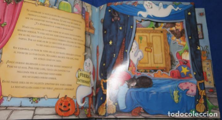 Libros de segunda mano: La casa encantada - Nicola Baxter - Libro POP-UP - Todolibro (2007) - Foto 6 - 288356418