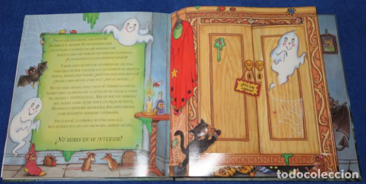 Libros de segunda mano: La casa encantada - Nicola Baxter - Libro POP-UP - Todolibro (2007) - Foto 7 - 288356418