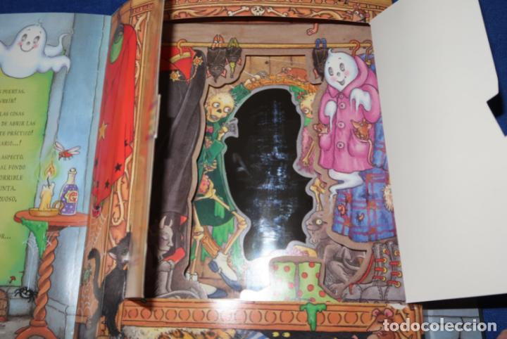 Libros de segunda mano: La casa encantada - Nicola Baxter - Libro POP-UP - Todolibro (2007) - Foto 8 - 288356418