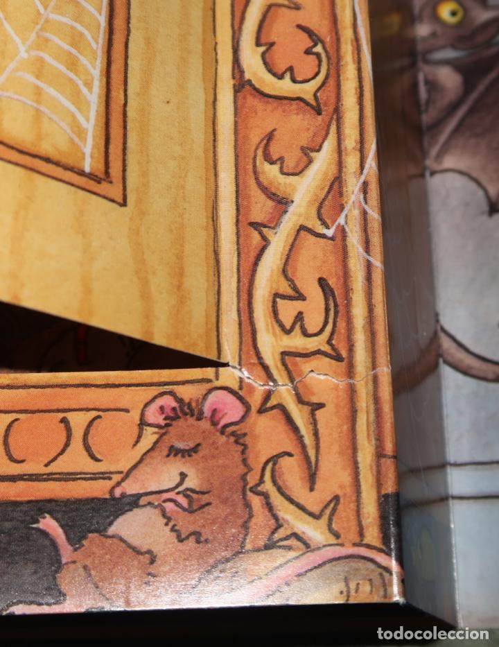 Libros de segunda mano: La casa encantada - Nicola Baxter - Libro POP-UP - Todolibro (2007) - Foto 9 - 288356418