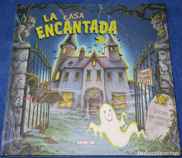 LA CASA ENCANTADA - NICOLA BAXTER - LIBRO POP-UP - TODOLIBRO (2007) (Libros de Segunda Mano - Literatura Infantil y Juvenil - Otros)